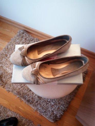 Ženska obuća | Cacak: Kožne cipela broj 39. Proizvođač Biana Kumanovo