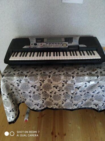 Yamaha sintezator.Cox yaxshi veziyyetde Ashaga yeri var
