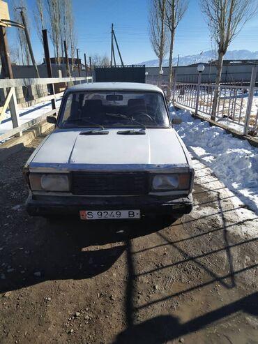 ВАЗ (ЛАДА) 2107 1990