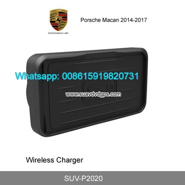 Porsche Macan Car QI wireless charger quick charge fast wireless in Kathmandu