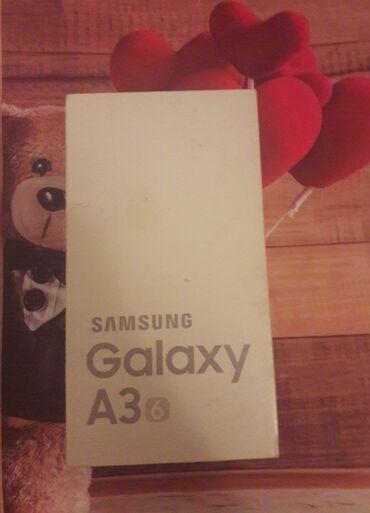 adaptr - Azərbaycan: Samsung Galaxy A3 2016 16 GB qızılı