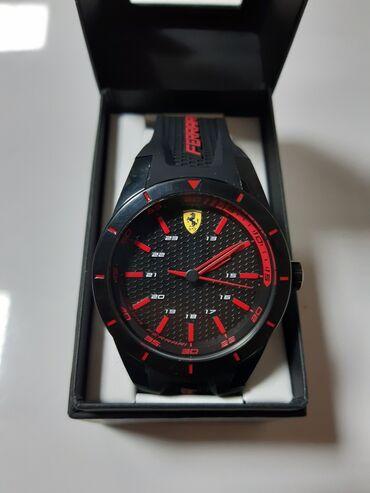 Часы Ferrari (оригинал)новые, ни разу не носил.Причина продажи: не мой