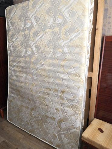 Продам румынский спальный гарнитур «Джина». Кровать с матрасом «Lina» в Бишкек