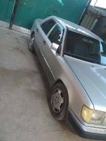 Mercedes-Benz в Кыргызстан: Mercedes-Benz E 220 2.2 л. 1992