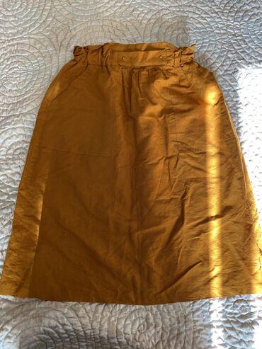 Продаю легкая и красивая юбка на лето фирмы Zara в размере М