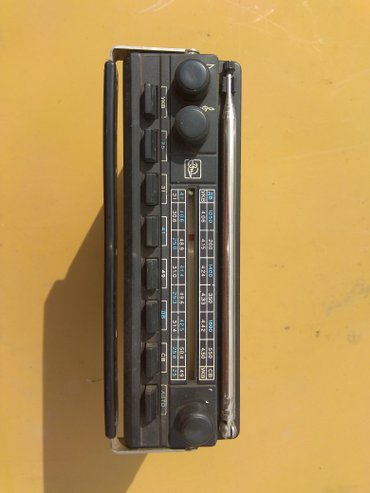 Радиоприемник с москвич 412! модель в Каинды