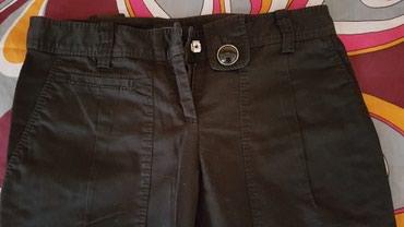 SPUSTENA CENA SADA 1300 DIN Ps pantalone, 34 velicina, ocuvane su, par - Novi Sad
