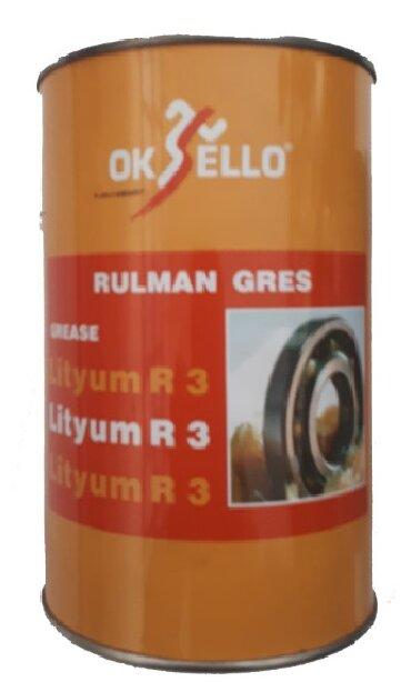 bmw z3 3 0i mt - Azərbaycan: Oksello Super Roller Grease Oksello rulman Gres 3-0,9 KQ. FLEETSTOCK