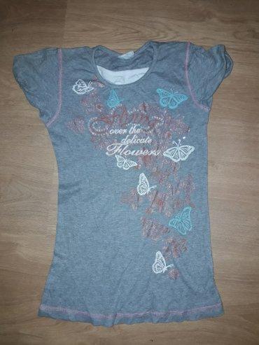 Siva majica vel. 152 - Prokuplje