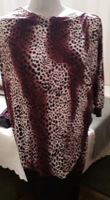 Animal print tunika..haljina M/l - Loznica