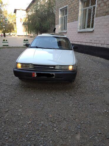 белая mazda в Кыргызстан: Mazda 626 2 л. 1988