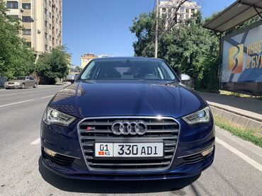 audi a8 3 multitronic в Кыргызстан: Audi A3 1.4 л. 2016 | 73000 км
