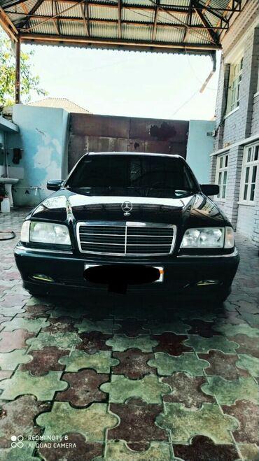 brilliance-m2-1-8-at - Azərbaycan: Mercedes-Benz C 180 1.8 l. 1998 | 275000 km