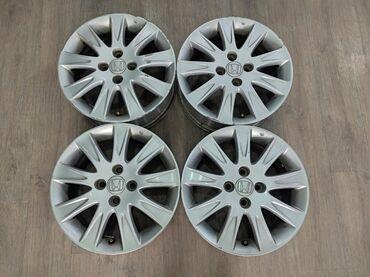 Оригинальные диски HONDAДиаметр R15Сверловка 4*100Ширина 6.0jВылет