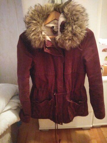 Jakna sa krznom - Srbija: Zenska jakna, sa krznom