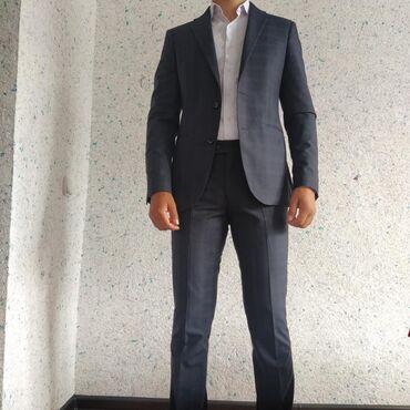 Мужская одежда - Талас: Мужской КостюмКостюмыКачественный Очень стильный Брендовый НовыйЦена