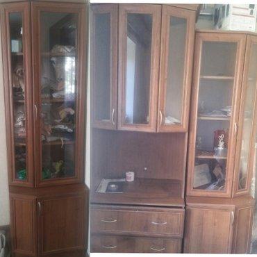 Горка + 2х местный диван 16000 сом   в Бишкек