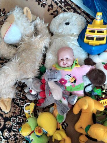 Игрушки - Бишкек: Продам игрушки за весь пакет