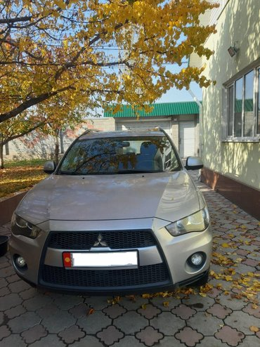 mitsubishi outlander phev в Кыргызстан: Mitsubishi Outlander 2009