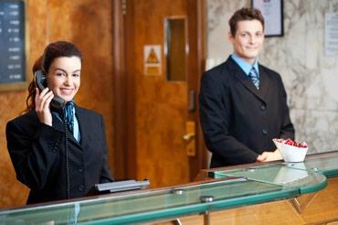 reception - Azərbaycan: TV kanala reception xanım tələb olunur.Əmək haqqı 250 AZN olmaqla