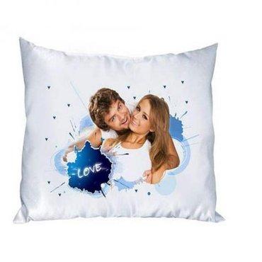 Фото на подушке в Бишкек