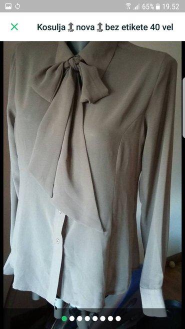 PRONTO košulja velicina 40 😄😄 - Trstenik
