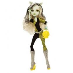 Monster high® freaky fusion™ inspired ghouls frankie stein™ doll. в Бишкек