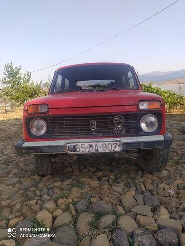VAZ (LADA) 4x4 Niva 1.7 l. 1979 | 250 km