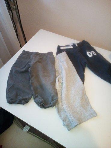 3 para pantalonica 80 - 86 pamuk carters i c i a noseno pamucne - Kragujevac