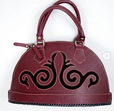сумка-жен в Кыргызстан: Женская сумочка из 100% натуральной кожи ручной работы