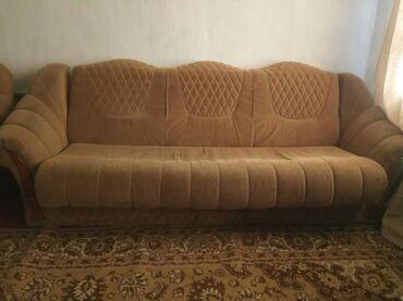 u z i в Кыргызстан: Продаю мягкую мебель 3-ка (хорошее состояние)
