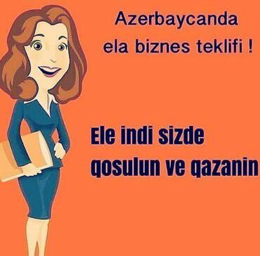 Anbar - Azərbaycan: Cox gozel biznes teklifi edirem her bir xanimin rahatliqla isleye