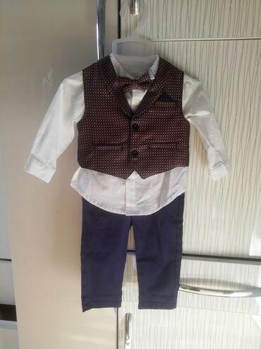 Рубашка брюки и жакет, абсолютно новый на мальчика, турция, качество