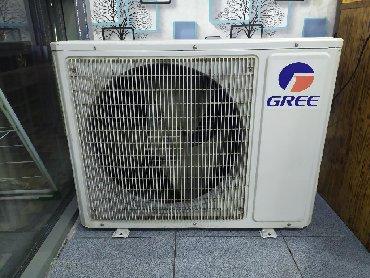 kansaner - Azərbaycan: GREE kondisioner 100 kvt ela vezyetdedi prablemi yoxdu qazida