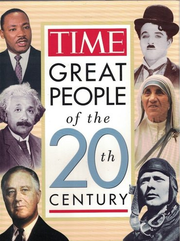 GREAT PEOPLE OF THE 20TH CENTURYWeek by week, every single week since