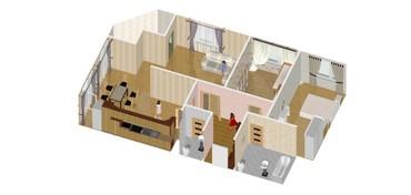 Продаю 3х комнатную квартиру в элитном в Бишкек