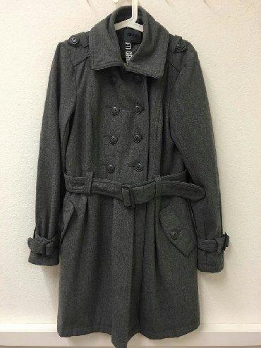 Only vuneni kaput kao nov, nosen par puta. Prelep i prelepo stoji