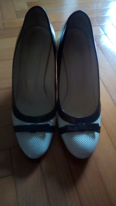 Cipele kao nove br. 37 koza100% - Valjevo