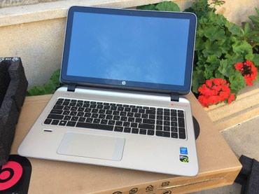 Bakı şəhərində Tep tezze HP ENVY 17.3 /Core i7/16 gb ram /NVIDIA GTX 950m 4 GB Tep