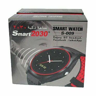 Smart Watch S-009✓Yaddaş Kartı✓Nömrə Dəstəkləyir✓Mp3 Bluetooth
