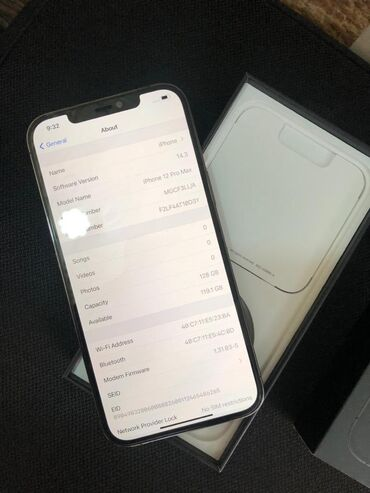 IPhone 12 Pro Max | 64 GB