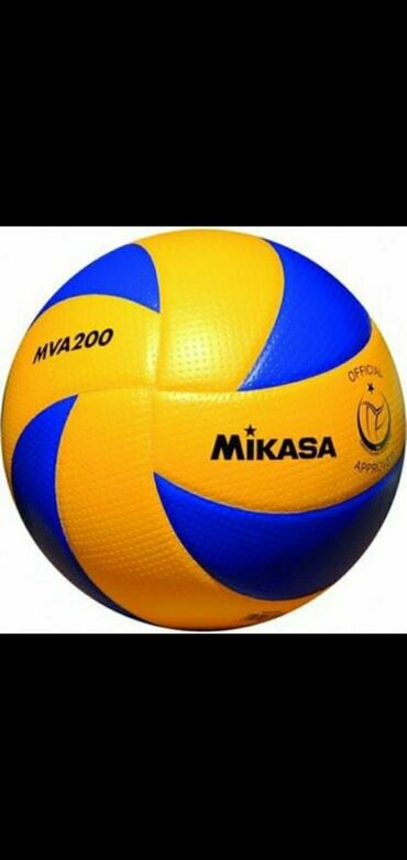 topu - Azərbaycan: Voleybol topu MİKASA
