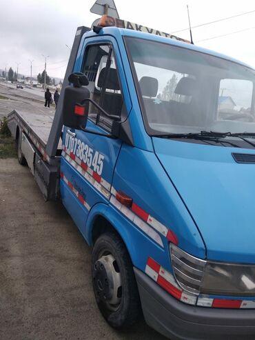 двухскат спринтер в бишкеке in Кыргызстан | MERCEDES-BENZ: Срочно срочно продаю и спринтер двухскатный эвакуатор заводской длиной