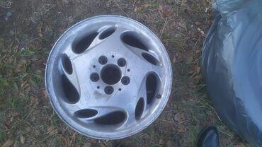 диски мерседес спринтер r16 в Кыргызстан: Продаю диски на Мерседес вито-виано можно и на спринтеры на R16 в