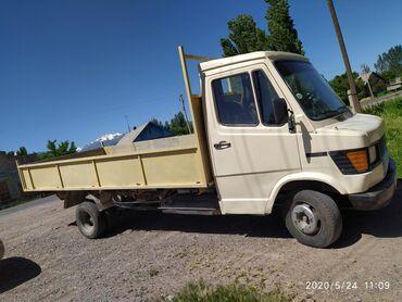 СРОЧНО!!!Мерседес сапог,грузовой, 2скатный 407д,длина борта 4,40