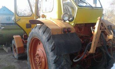 Трактор Юмз-6Ал с прицепом.. Возможен обмен на легковое авто+$мне в Беловодское