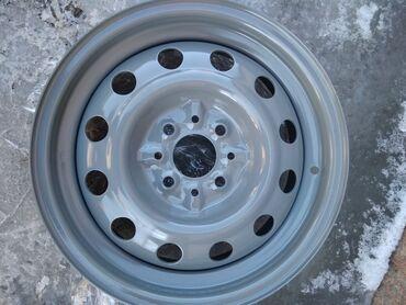 приора в Кыргызстан: Продаю диски новые от Приоры R/14. подойдут на все семейство ВАЗ