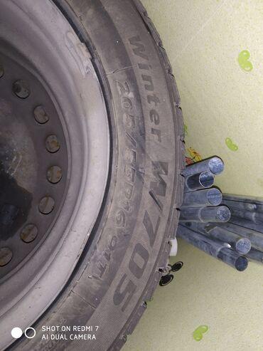 зимние шины купить в Кыргызстан: Куплю зимние шины 1 шт размер 205/55/16