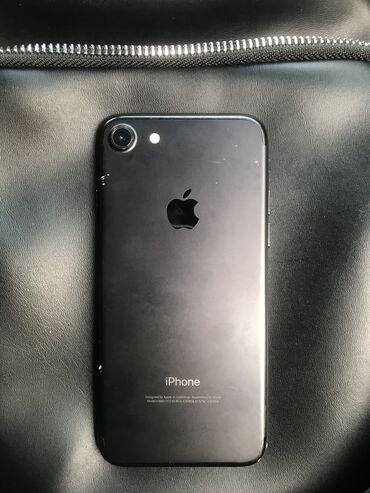 IPhone 7 | 32 ГБ | Черный | Б/У | Отпечаток пальца