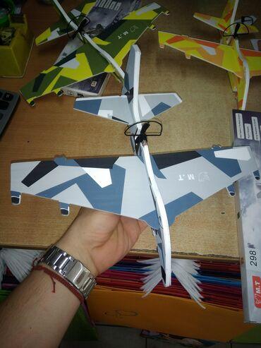 Za decu - Srbija: Avioni igračke koje lete